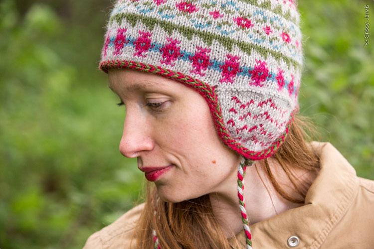 Stranded Hat Pattern Daydreamer Knits